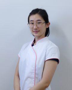 Caitlin Wang
